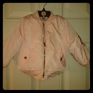 George girl's bomber jacket